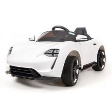 Детский Электромобиль BARTY Porsche Sport (М777МР) белый