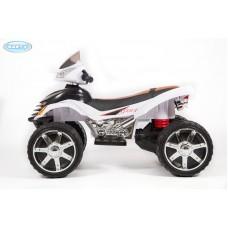 Детский электроквадроцикл BARTY Quad Pro М007МР (BJ 5858) белый