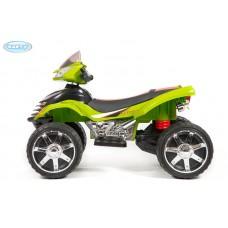 Детский электроквадроцикл BARTY Quad Pro М007МР (BJ 5858) зеленый