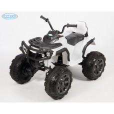 Детский Электроквадроцикл Grizzly BARTY Т001МР белый