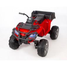 Детский Электроквадроцикл Grizzly Next BARTY Т009МР красный