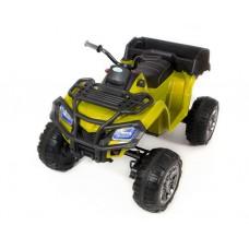 Детский Электроквадроцикл Grizzly Next BARTY Т009МР зеленый