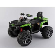 Электроквадроцикл Barty T099MP зеленый