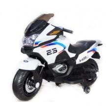 Детский электромотоцикл Barty XMX609 белый