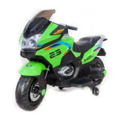 Детский электромотоцикл Barty XMX609 зеленый