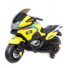 Детский электромотоцикл Barty XMX609 желтый