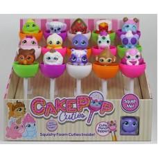 Игрушка в индивидуальной капсуле Cake Pop Cuties, 2серия, 15 шт. в дисплее, 16 видов в ассортименте, цена за штуку. Отпускается только дисплеями!