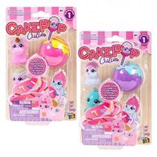 Набор игрушек Cake Pop Cuties, 1 серия, 2 вида в ассортименте, 3 штуки в наборе