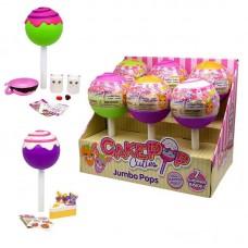 Игрушки в индивидуальной капсуле Jumbo Pop Single, 6 шт. в дисплее, 4 вида в ассортименте, цена за штуку. Отпускается только дисплеями!