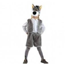 Костюм карнавальный Волк (мех) размер 28 (детский) (Батик, 103-28)