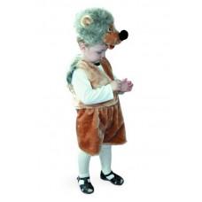Костюм карнавальный Ежик (мех) размер 28 (детский) (Батик, 131-28)