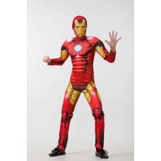 Костюм карнавальный ДИСНЕЙ Железный человек. Мстители. (Звездный маскарад), размер 28 (детский) (Батик, 5090-28)
