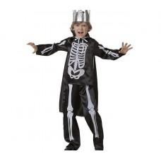 Костюм карнавальный Кащей Бессмертный (текстиль) размер 30 (детский)