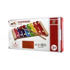 Ксилофон деревянный (База игрушек, 7032)