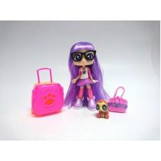 Best Furry Friends Кукла с питомцем Zoe & Zara, с аксессуарами, на блистере