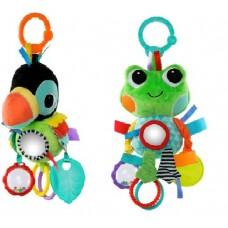 """(10815) Развивающая игрушка """"Озорные друзья"""", туканчик (Bright Starts, 10536-1,2)"""
