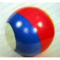 Мяч д.200мм. (с кружками) (Чебоксарский завод, с-102ЛПв)