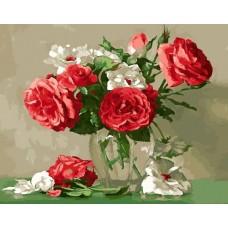 CG885/Подарок с любовью-картина по номерам