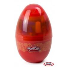 """Набор Play doh """"Сюрприз в яйце"""", 6 маркеров, 6 восковых мелков, 6 листов бумаги, паста для лепки. (D`arpeje Toys`n`fun, CPDO019)"""