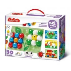 Мозаика для самых маленьких BABY TOYS d40/6 цв/39 эл