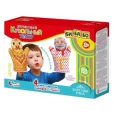 """Театр кукольный домашний """"Курочка Ряба"""" (4 куклы-перчатки)"""