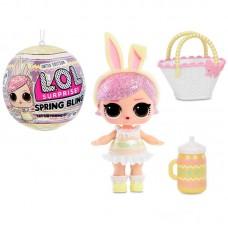 Кукла LOL Surprise Spring Bling Limited Edition Пасхальный шар, 7 сюрпризов MGA Entertainment 570417