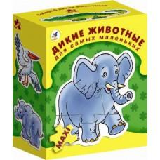 Игра настольная ДСМ. Дикие животные (Россия) (Дрофа, 1085)