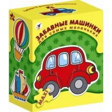 Игра настольная ДСМ. Забавные машинки (Россия) (Дрофа, 1089)
