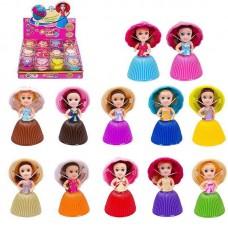 Mini Cupcake Surprise. Кукла-кекс мини 12 видов в ассортименте, 12 шт в дисплее (цена за 1 шт)