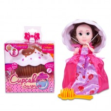 Кукла-кекс Cupcake Surprise, 12 видов (EMWAY SINGAPORE PTE.LTD, 1089)
