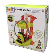 Тележка для уборки с пылесосом Smart (Halsall Toys International (HTI), 1684072.00)