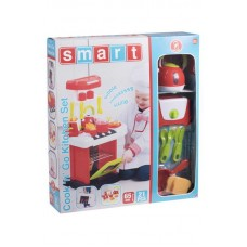 Кухня портативная электронная с чайником и тостером, 19 аксессуаров Smart