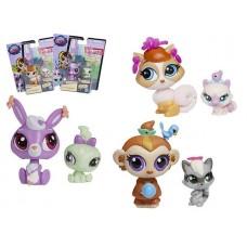 Pet Shop. Набор игровой Зверюшка и ее малыш в ассортименте, 4+