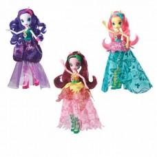 "Кукла делюкс с аксессуарами ""Легенда Вечнозеленого леса"", в ассортименте. MY LITTLE PONY Equestria Girls."