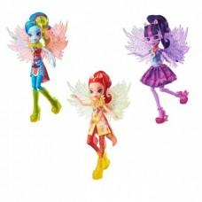 "My Little Pony Equestria Girls. Кукла делюкс с аксессуарами ""Легенда Вечнозеленого леса"", в ассортименте"