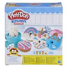 PLAY-DOH. ПЛЭЙ-ДО Набор игровой Выпечка и пончики