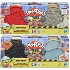 PLAY-DOH. ПЛЭЙ-ДО Набор игровой Wheels со специальной массой