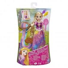 DISNEY PRINCESS. РАПУНЦЕЛЬ. Кукла с радужными волосами