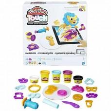 Play-Doh ЛЕПИ И ДЕЛАЙ ПРИЧЁСКИ