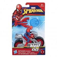 SPIDER-MAN. ФигуркиЧеловек-Паук и стартер.