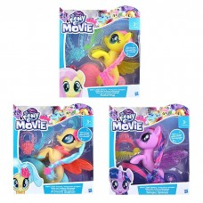 My Little Pony Movie. Мерцание пони-модницы