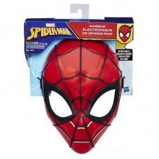 SPIDER-MAN. Маска Человек-Паук со спецэффектами героя.
