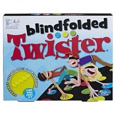 GAMES Игра комнатная активная Твистер вслепую