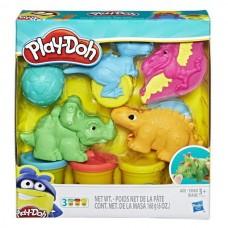 PLAY-DOH. Набор игровой Малыши-Динозаврики