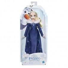 DISNEY PRINCESS. ХОЛОДНОЕ СЕРДЦЕ. Кукла Рождество с Олафом, в ассортименте