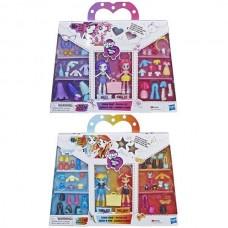 My Little Pony Equestria Girls. Набор игровой ДЕВОЧКИ ЭКВЕСТРИИ мини, S19