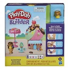 Набор для творчества Hasbro Play-Doh Киоск мороженого