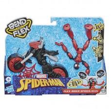 Игровой набор Hasbro SPIDER-MAN Бенди на мотоцикле