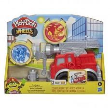 Набор для творчества Hasbro Play-Doh Пожарная Машина