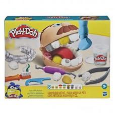Набор для творчества Hasbro Play-Doh Мистер Зубастик с золотыми зубами